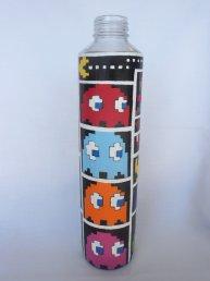 Old-School Gamer Vase