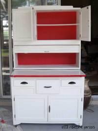 Ghosts of Furniture Past Update - DIY Hoosier Cabinet ...