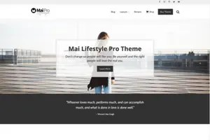 Mai Lifestyle Pro Child Theme