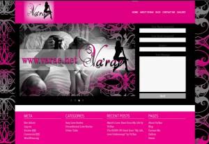 VaRae Website