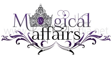 LV Magical Affairs Logo Color Effects