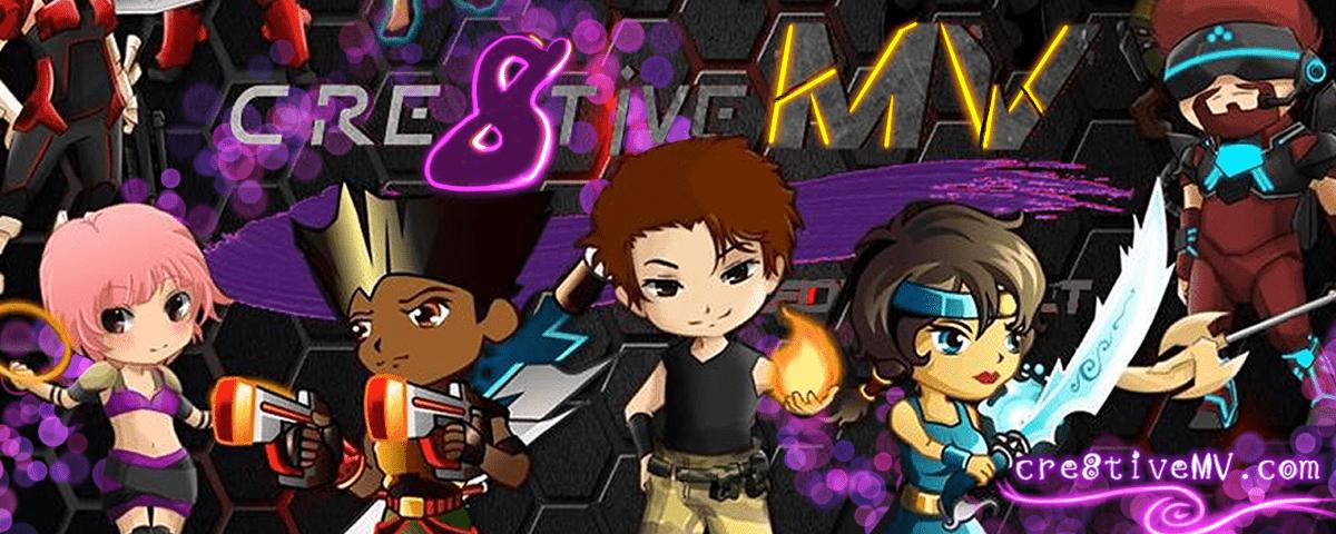 cMV Games Logo