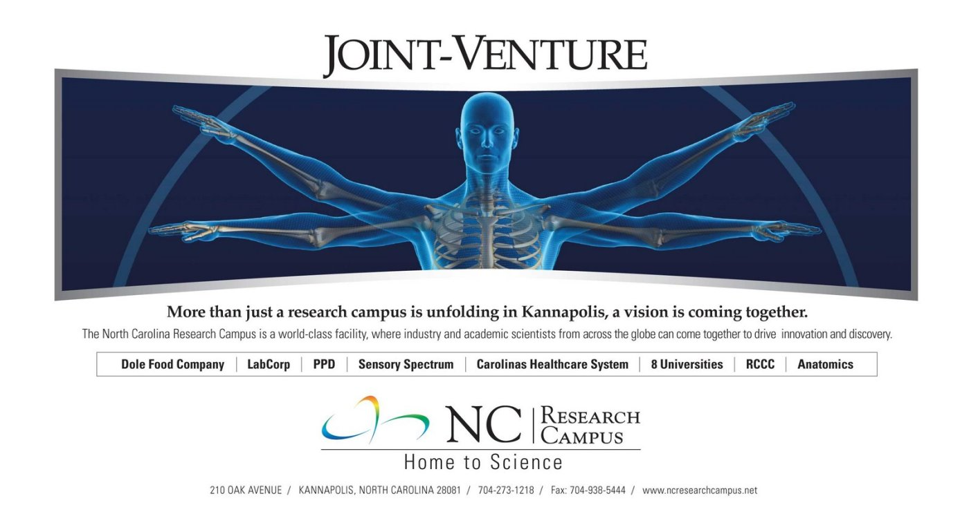 hight resolution of joint venture