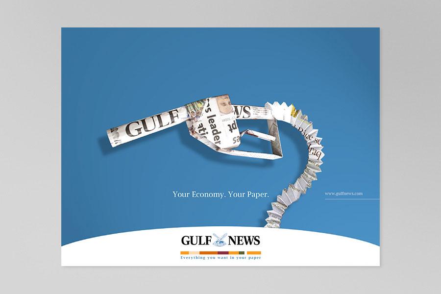 Gulf News Print Ad 1