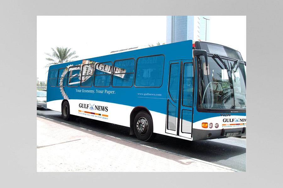 Gulf News Bus