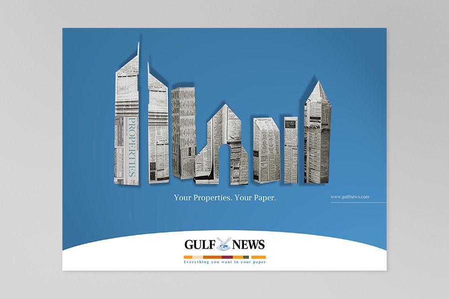 Gulf News Print Ad 4