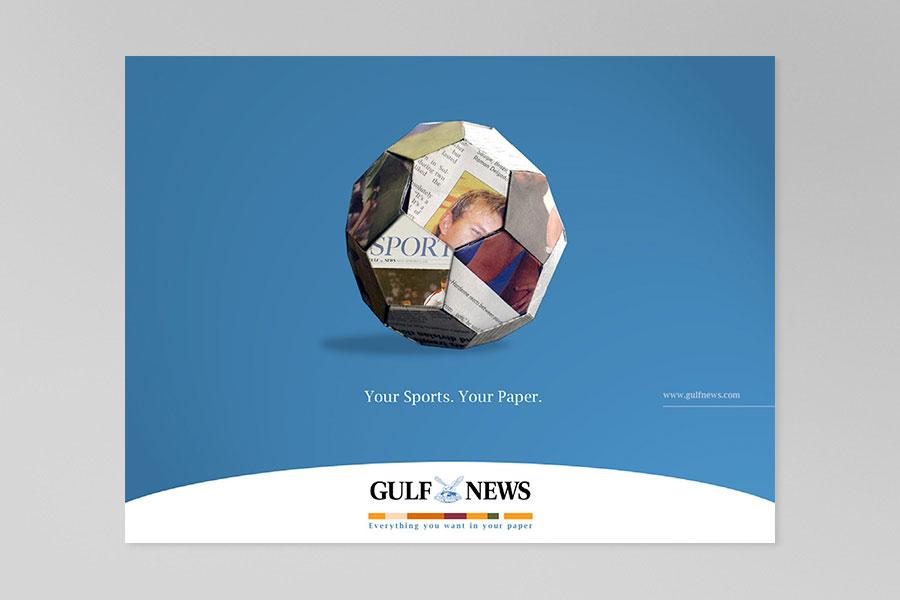 Gulf News Print Ad 5