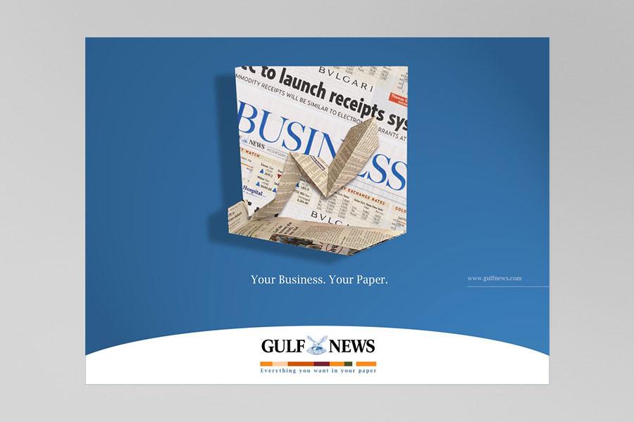 Gulf News Print Ad 6