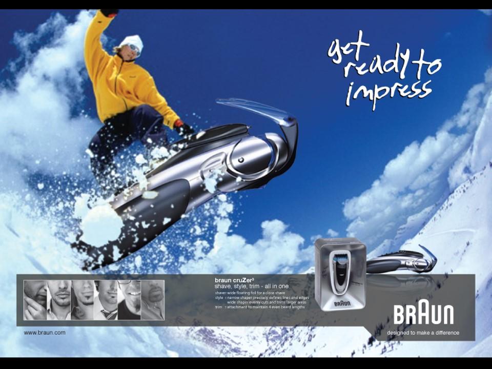 Braun Print Impress 5
