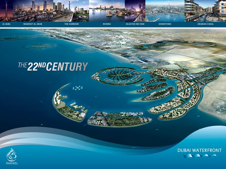 Waterfront Dubai Reveal 2