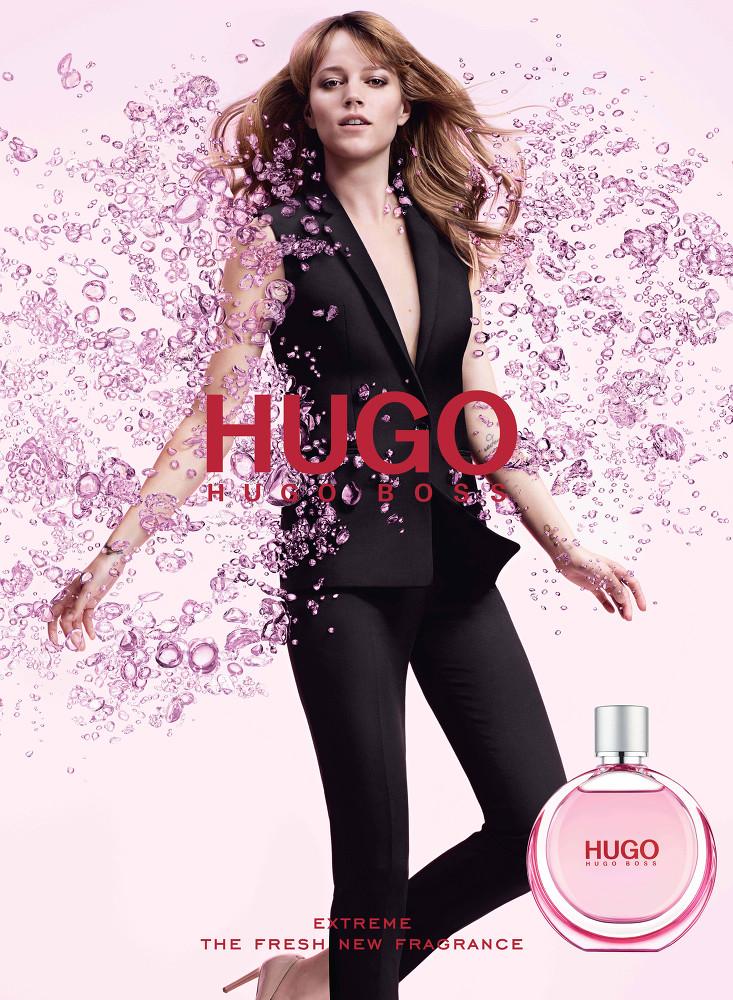Hugo Boss Key Visual