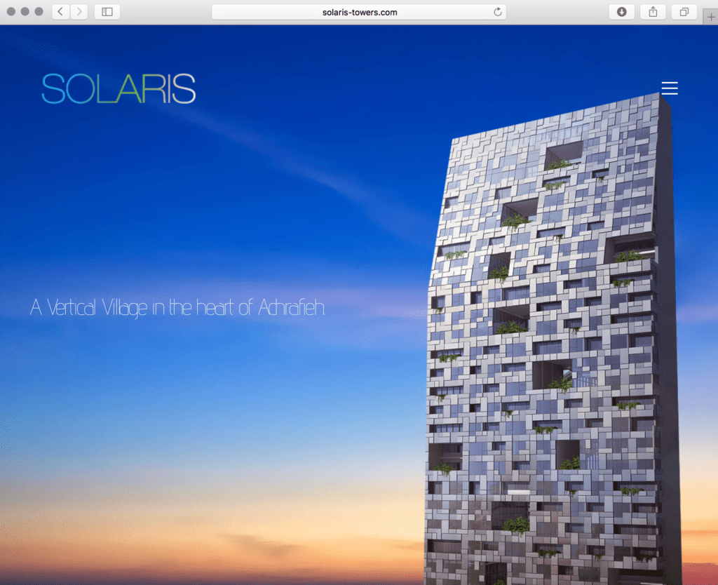 Solaris Website