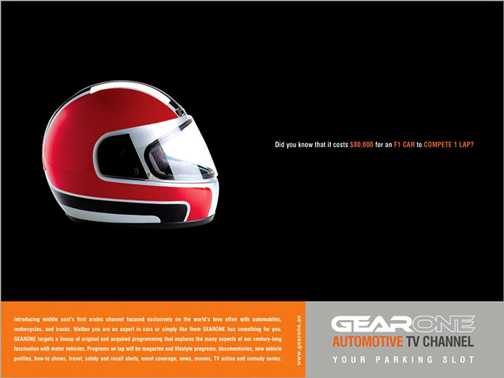 Gearone Print Advertising