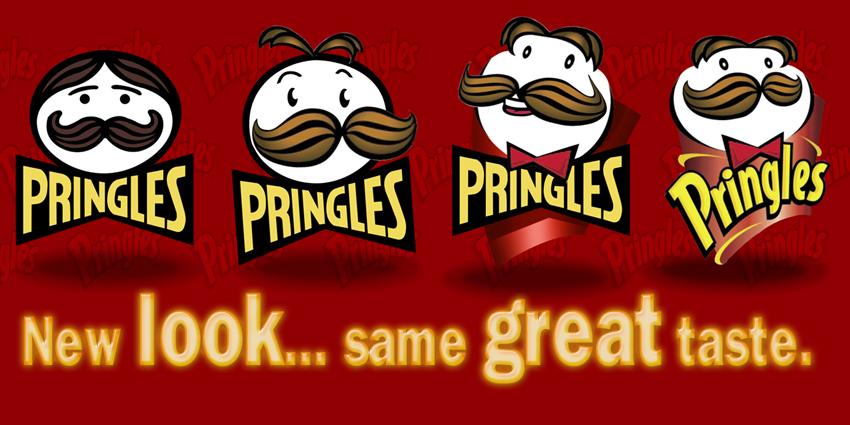 Pringles Rebranding