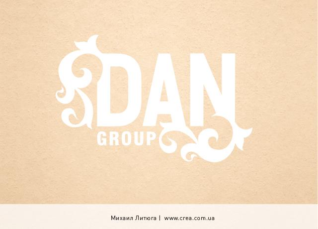 Логотип консалтинговой компании «DAN Group»