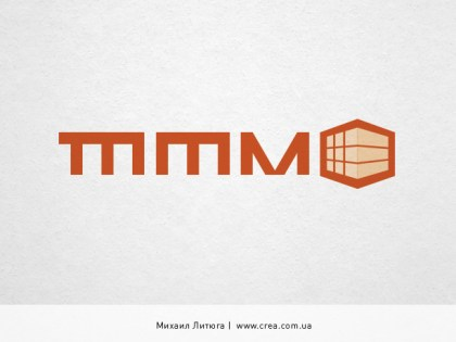 «TTM» logo design