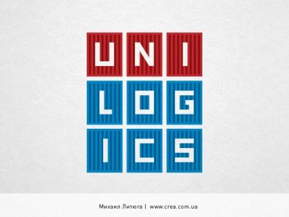 «Unilogics» logo design concept