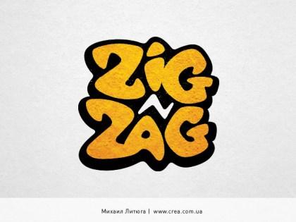 «Zig-Zag» logo design