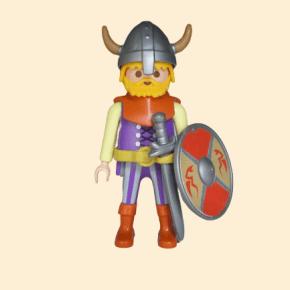 viking casque à cornes