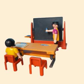 playmobil école