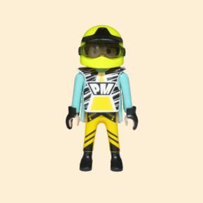 Pilote de moto