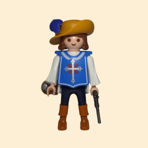 playmobil mousquetaire