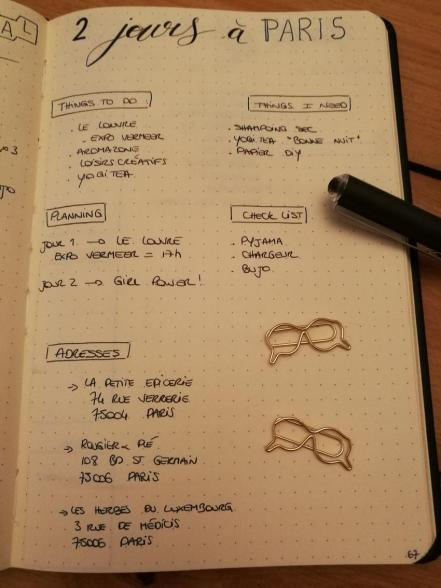 Check-list-week-end-bullet-journal