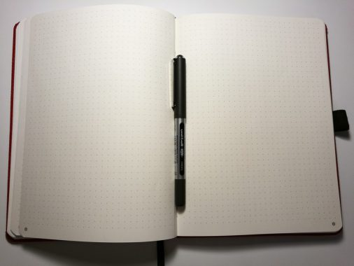 Carnet Dingbats - Bullet journal