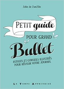 Guide bullet journal