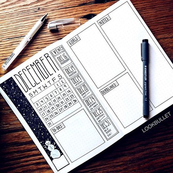 Inspiration - monthly - log