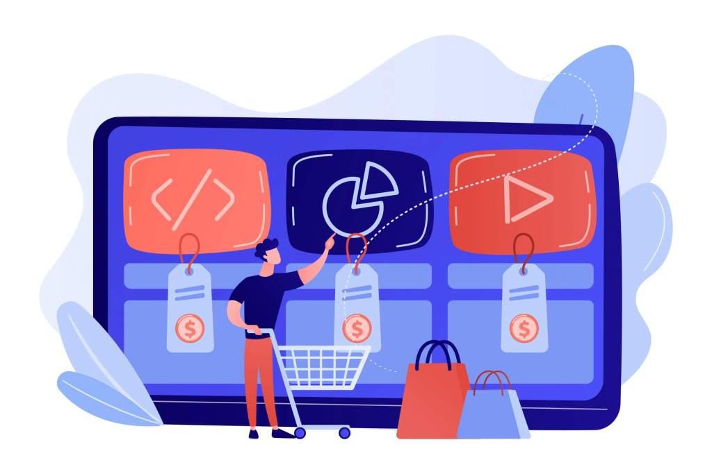 El crecimiento de los maketplaces dobla el de los ecommerce