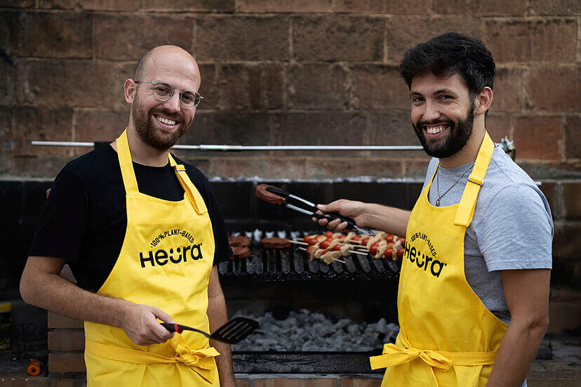 Heura logra 4 millones de euros de financiación.