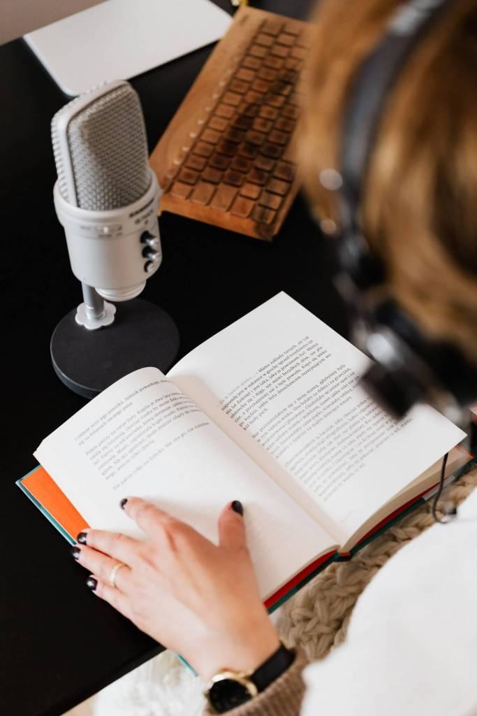 Audiolibros Podimo