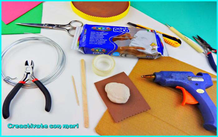 materiales para hacer un catrín