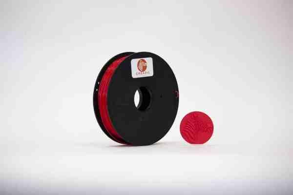 Wiiboox PLA pro rouge
