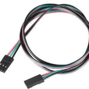 cable 3 pins FF imprimante 3D