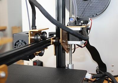 axe X imprimante 3D