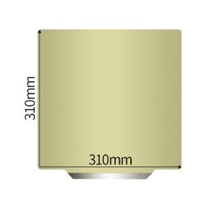 Revêtement PEI 310 x 310 mm pour imprimante 3d