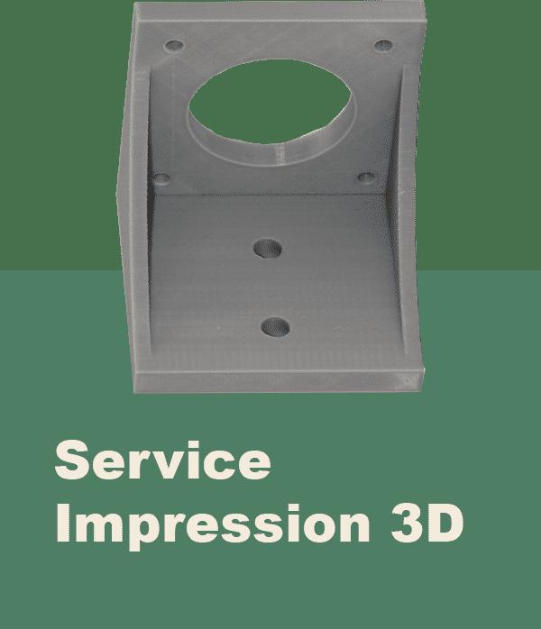 Creadil impression 3D