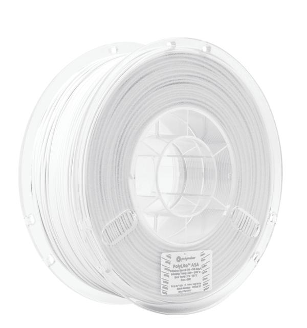 ASA Polymaker Polylite Blanc
