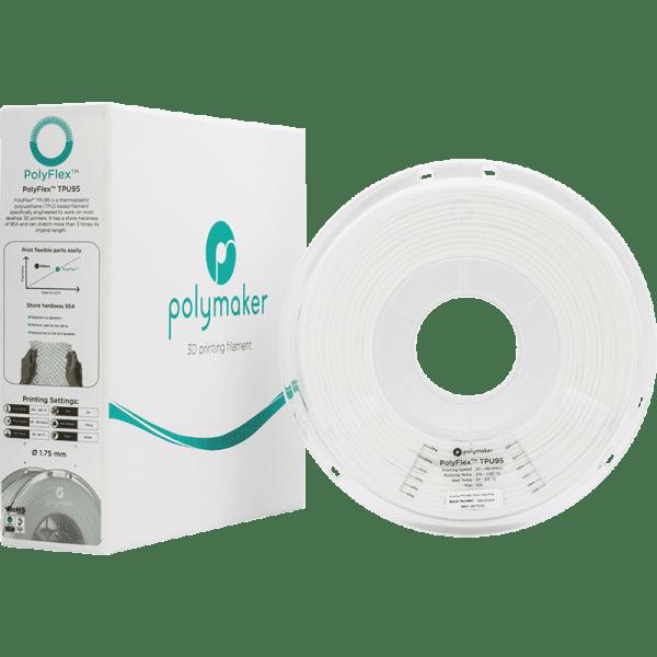 Filament Polymaker Polyflex TPU Noir