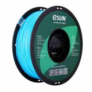 filament pla esun light blue