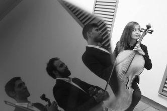 Músicos Orquesta Joven de Extremadura