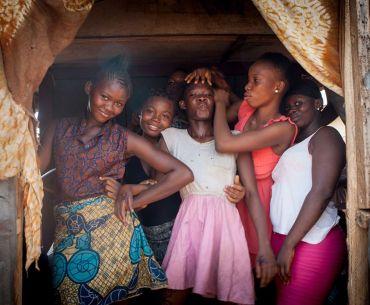 El libro de las princesas mancilladas de Sierra Leona