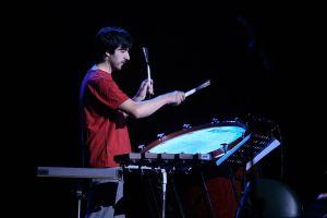"""Miquel Bernat: """"La percusión es diversión por su parentesco con la danza"""""""