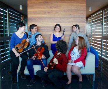 Músicos movilizados por el sueño de la clarinetista Diana Capera