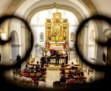 Nogales, el pueblo extremeño que apostó por la música antigua