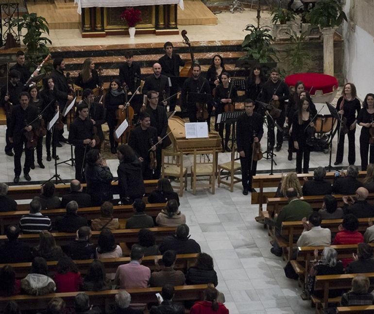 Jornadas de Orquesta Barroca de Extremadura