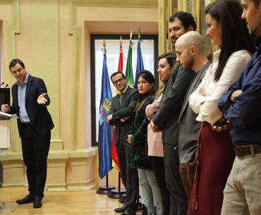 'L'elisir d'amore', el estreno de la Diputación de Badajoz en el mundo operístico