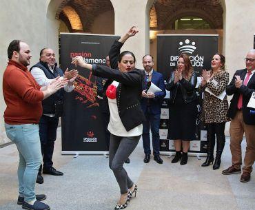 La 'Pasión por el flamenco' se contagia